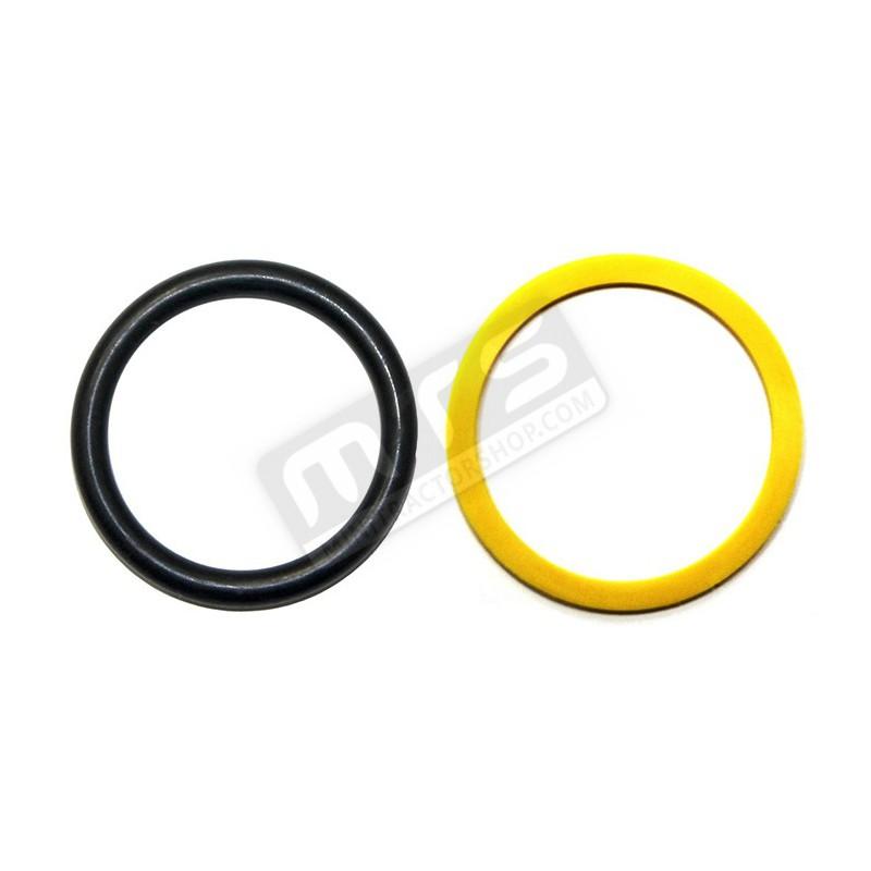 hydraulic piston oring & ring back up scraper