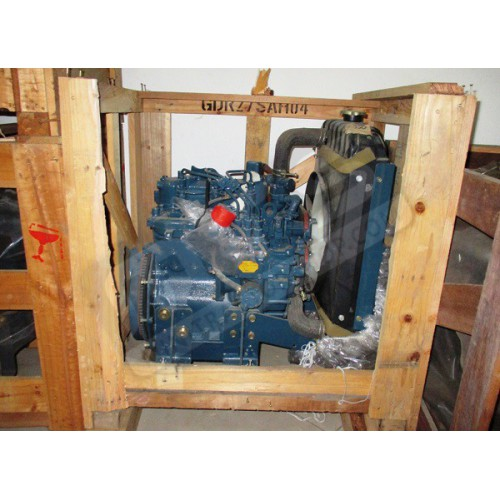 D850-B engine Kubota with water pump brand new original