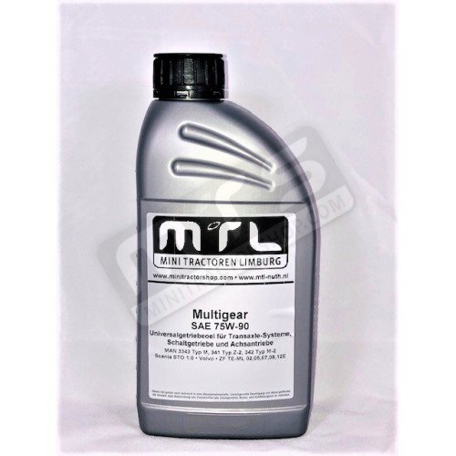 Multigear SAE 75W-90 Getriebeöl 1 Liter