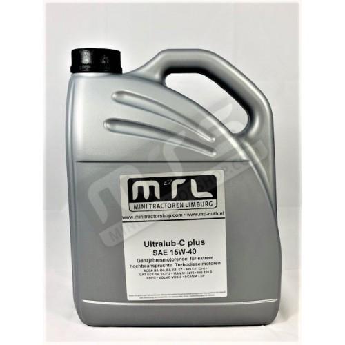 SAE 15W-40 motorolie 5 liter