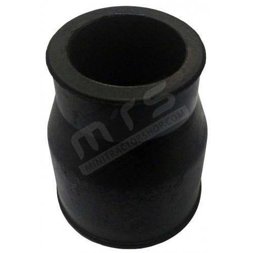 aandrijfas 4x4 rubber