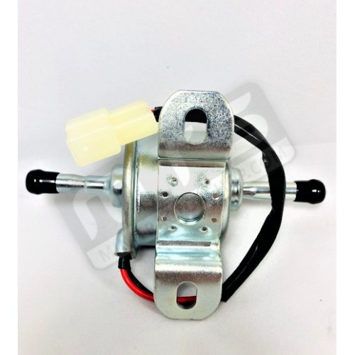 fuel pump electrically