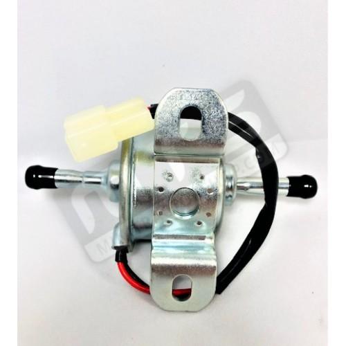 fuel pump electrically