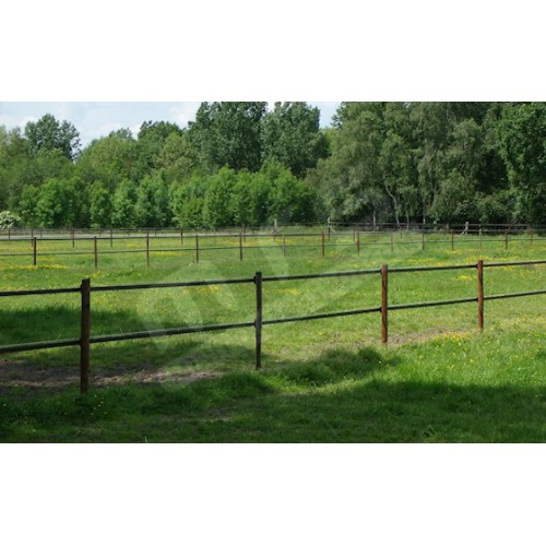 Hippo safety fence