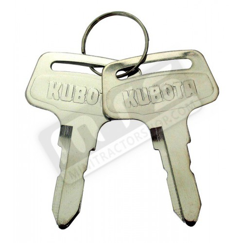key starter 2 items original Kubota