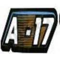 aufkleber motorhaube 1 stück Kubota Aste A-17