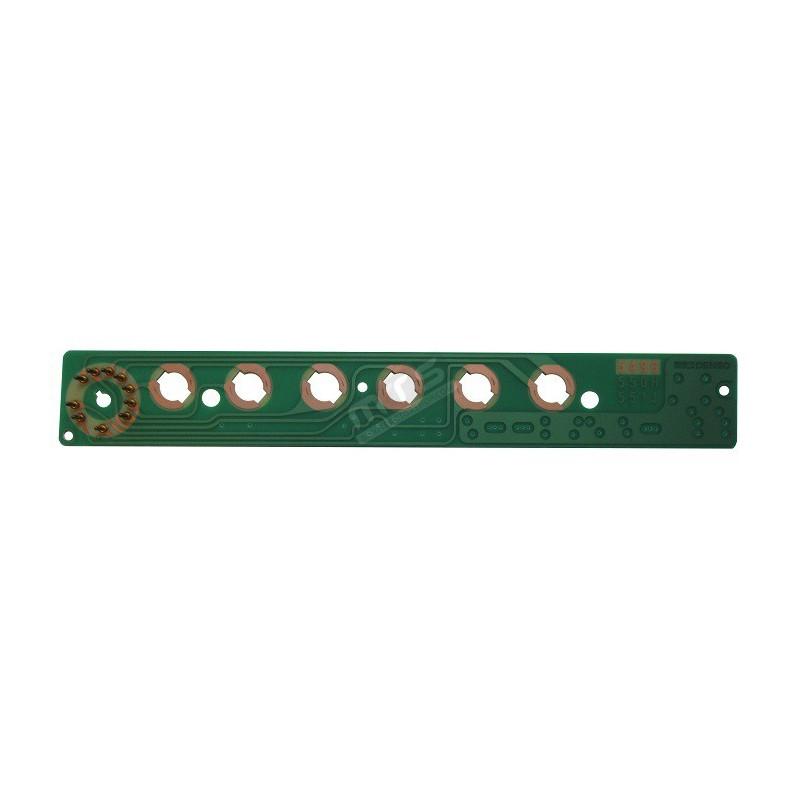 dashboard controle lampen paneel origineel Kubota