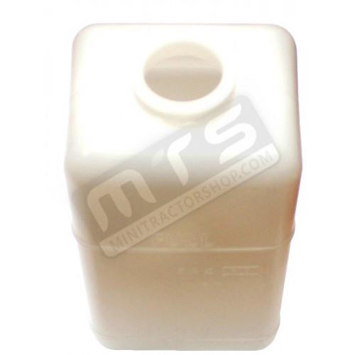 water tank radiator plastic original Kubota