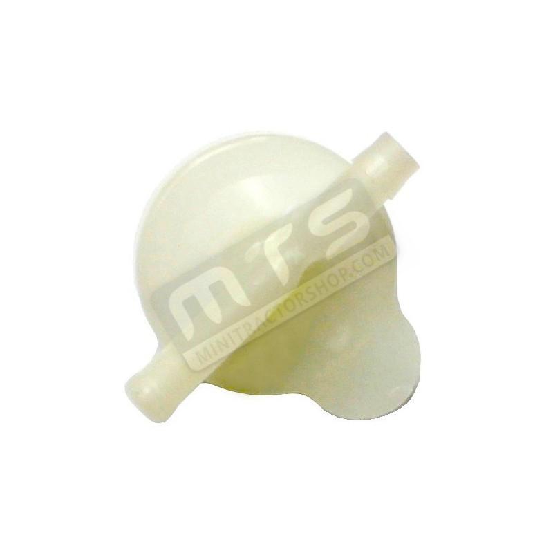 cap water tank plastic original Kubota