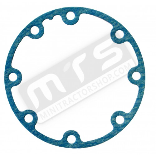 gasket front cover rear 2 original Kubota