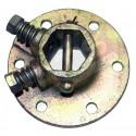 hub navel wheel