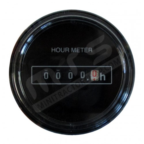meter hour original Kubota