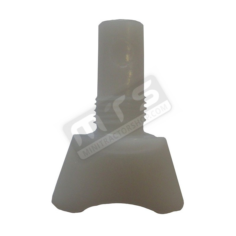 Kühler-hahn schraube kunststoff original Kubota