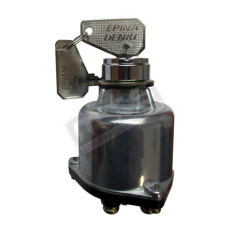 zündschloss glühanlassschalter mit 2 schlüsseln