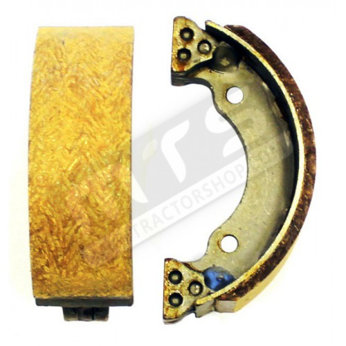 brake shoe kit original Kubota