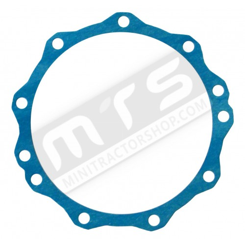 gasket front cover rear original Kubota