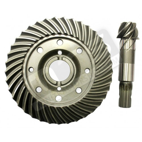 gear bevel coil front differential original Kubota