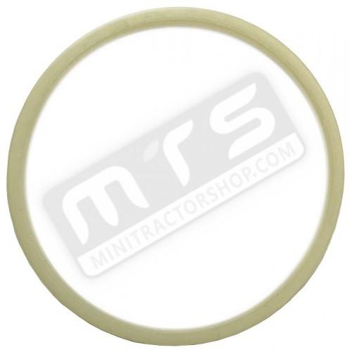 seal collar shim support bush wheel turns original Kubota