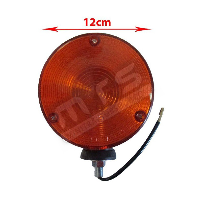 Flash turn signal lamp