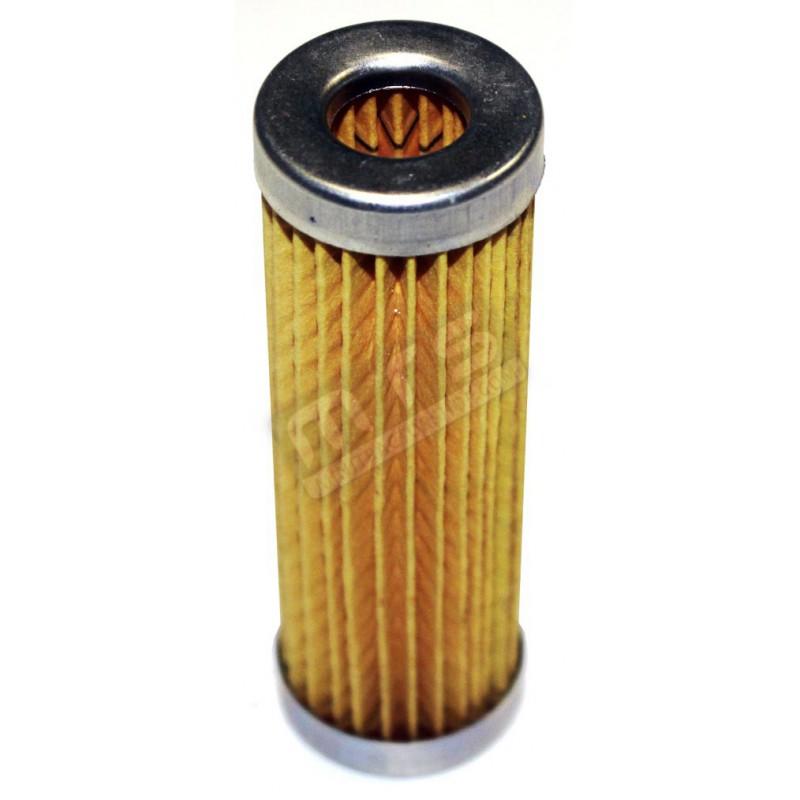 brandstof filter hoogte 85 mm diameter 29 mm gat 13 mm.