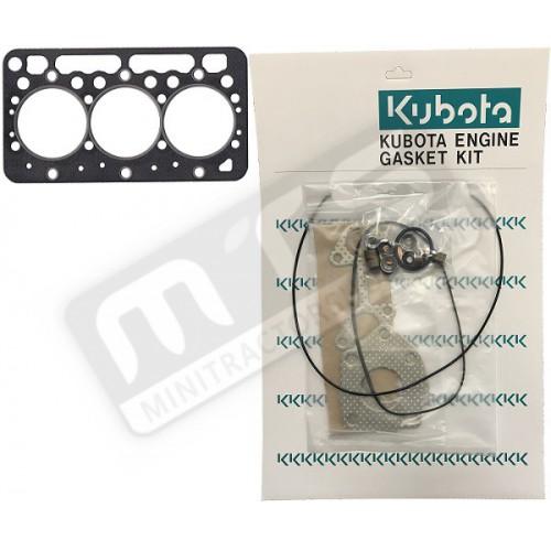 dichttungssatz oben mit zylinderkopfdichtung original Kubota