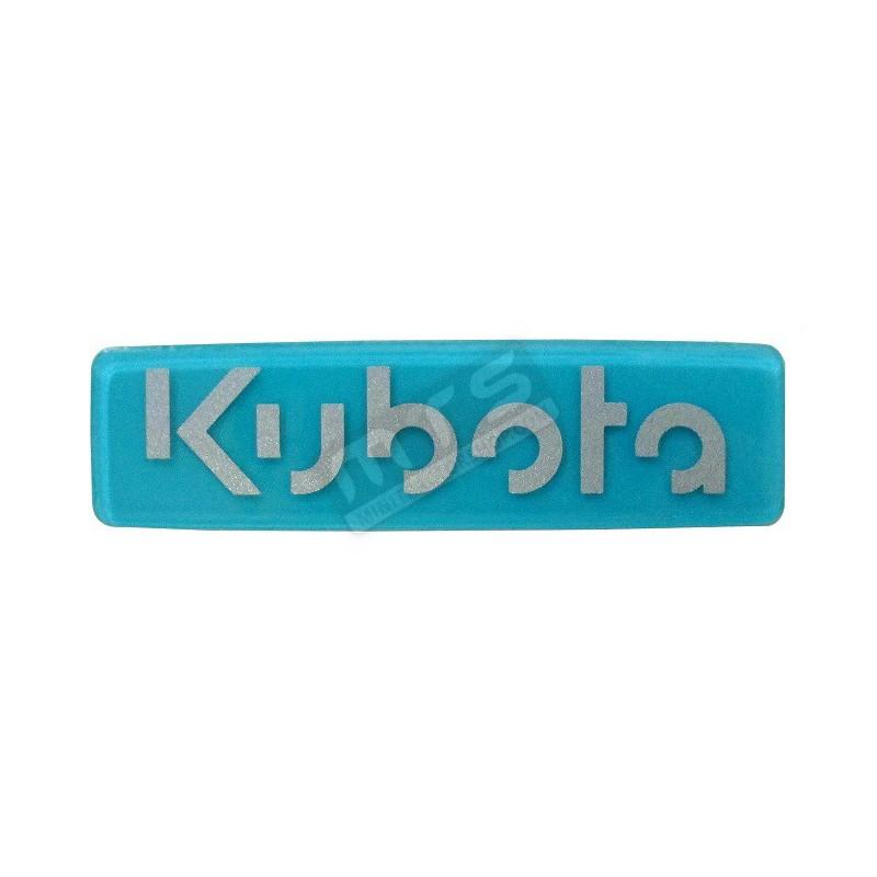 aufkleber lenker original Kubota