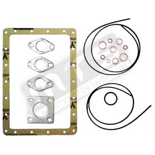 gasket set up with gasket oil pan europe construction