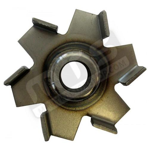 Waterpomp propeller origineel Kubota