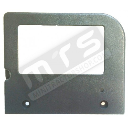 fender cover plastic right original Kubota
