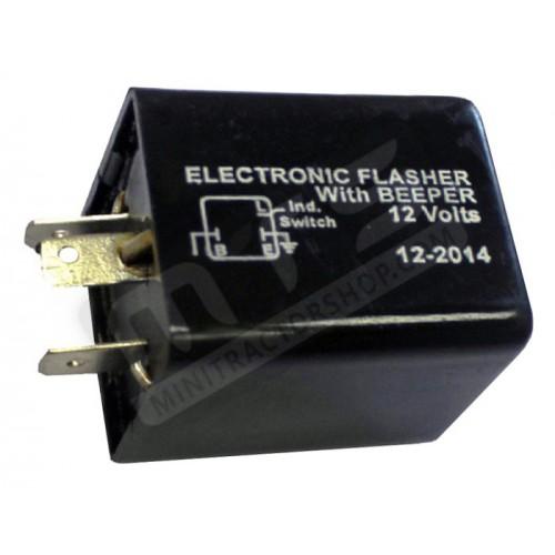 Knipperlicht relais 12V met signaal