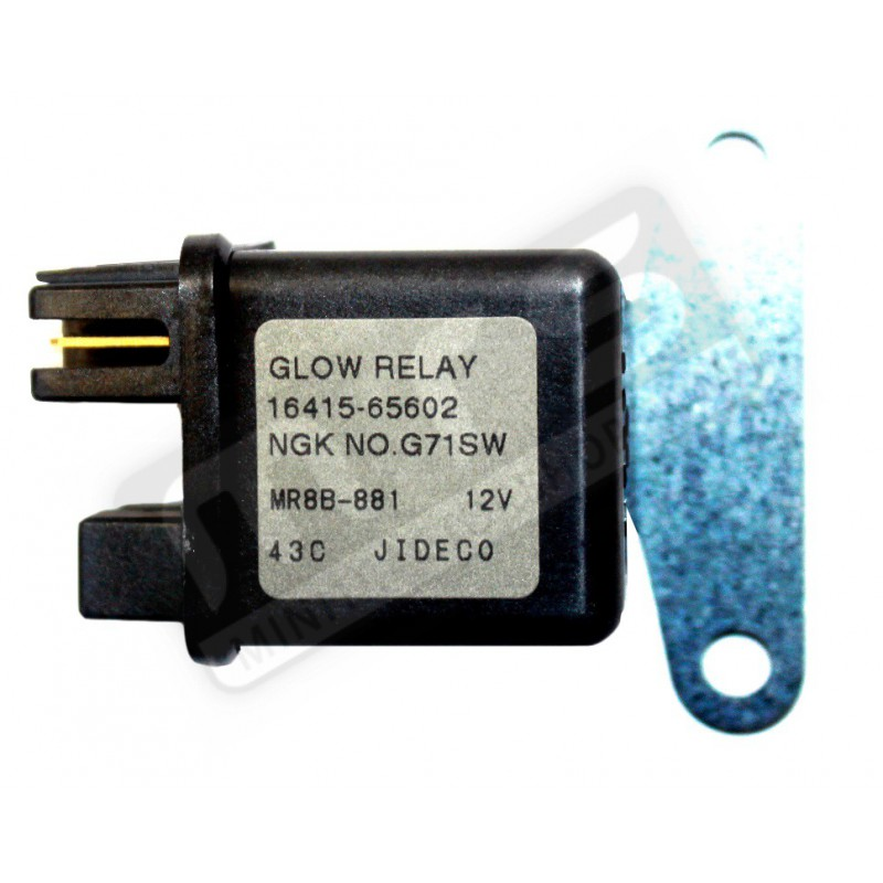 glow relay original Kubota